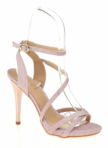İnci Sandalet Renkli